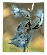 Monarch Seeds Fleece Blanket