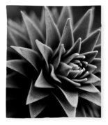 Monkey Puzzle Fleece Blanket