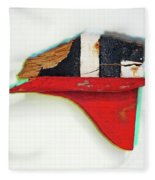 Montage Fleece Blanket