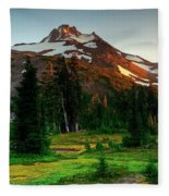 Montain Fleece Blanket