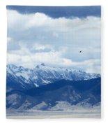 Montana Flight Fleece Blanket