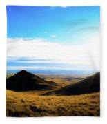 Montana  Fleece Blanket