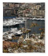 Monte Carlo 10 Fleece Blanket