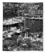 Monte Carlo 10b Fleece Blanket