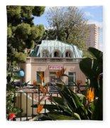 Monte Carlo 6 Fleece Blanket