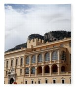 Monte Carlo 8 Fleece Blanket