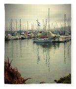 Monterey Marina II Fleece Blanket
