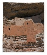 Montezuma Castle National Monument Fleece Blanket