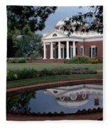 Monticello Reflections Fleece Blanket