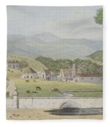 Montpelier Estates - St James Fleece Blanket