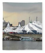 Montreal 10 Fleece Blanket