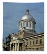 Montreal 7 Fleece Blanket