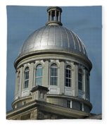 Montreal 8 Fleece Blanket