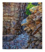 Monument Cove II Fleece Blanket