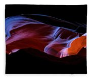 Monument Light Fleece Blanket