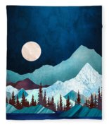Moon Bay Fleece Blanket