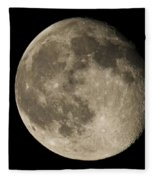 Moon3 Fleece Blanket