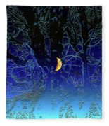 Moondance Fleece Blanket