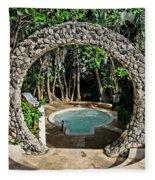 Moongate - Bermuda Fleece Blanket
