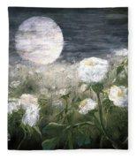 Moonpoppies Fleece Blanket