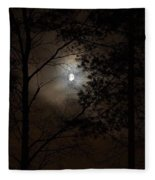 Moonshine 01 Fleece Blanket