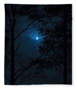 Moonshine 08 Fleece Blanket