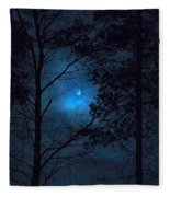 Moonshine 09 Fleece Blanket