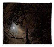 Moonshine 13 Fishy Fleece Blanket