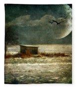 Moonstruck Fleece Blanket