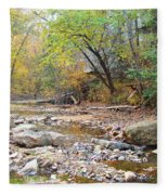 Moore's Creek Fleece Blanket