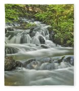 Morgan Falls 4584 Fleece Blanket
