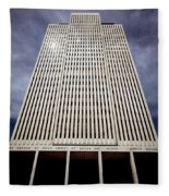 212x01-mormon World Headquarters  Fleece Blanket