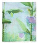 Morning Chrysalis Fleece Blanket