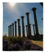 Morning Column Light Fleece Blanket