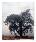 Morning Fog - The Delta Fleece Blanket