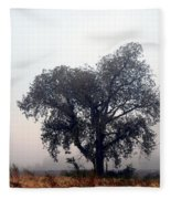 Morning Fog - The Delta Fleece Blanket