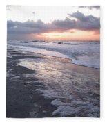 Morning In South Carolina  Fleece Blanket