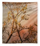 Morning Light Fleece Blanket