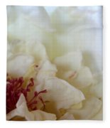 Morning Rose Fleece Blanket