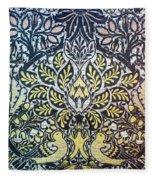 Morris: Dove & Rose, 1879 Fleece Blanket