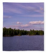 Morris Island Fleece Blanket