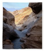 Mosaic Canyon Fleece Blanket