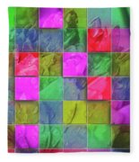 Mosaico Fleece Blanket