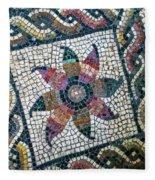 Mosaico Pavimentale Fleece Blanket