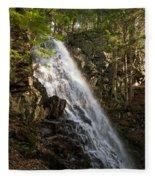Mosher Hill Falls Fleece Blanket