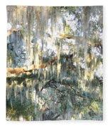 Mossy Live Oak Fleece Blanket