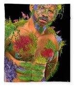 Mossy Mack Fleece Blanket