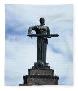Mother Armenia Fleece Blanket