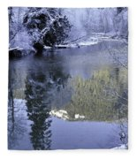 Mother Natures Chilling Touch Fleece Blanket