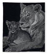 Mothers Arms Fleece Blanket